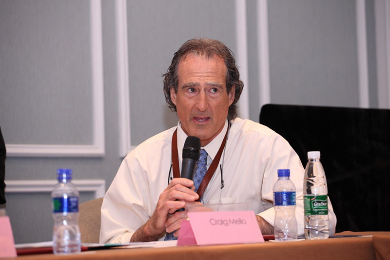 Craig Mello, 2006 Nobel Laureate in Physiology or Medicine makes his speech